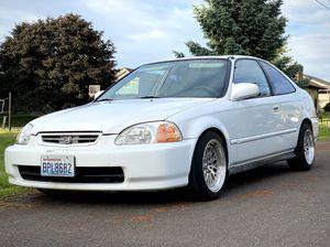 1997 Honda Civic HX, Clean title, $1600 obo for Sale in Vancouver, WA