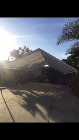 20x30 heavy duty canopy for Sale in Fontana, CA