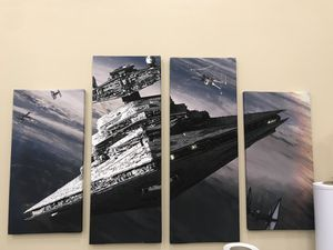 4 Panel canvas for Sale in Framingham, MA