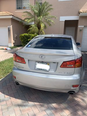 Lexus IS250 for Sale in Sunrise, FL