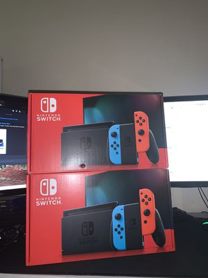 Brand New Nintendo Switch for Sale in Los Angeles, CA