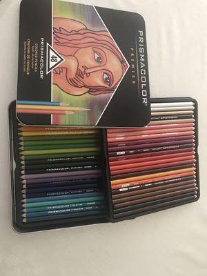 like new prismacolor premier colored pencils for Sale in Hoffman Estates, IL