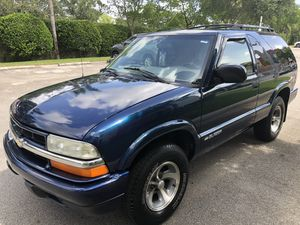 2002 Chevrolet Blazer LS for Sale in Miami, FL
