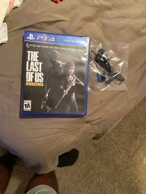 Brand new game an head set PS4 for Sale in Tallahassee, FL