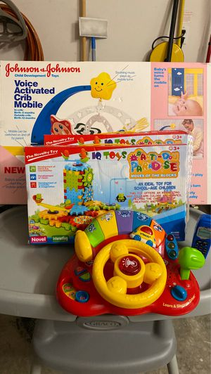 Baby toys for Sale in Beaumont, CA