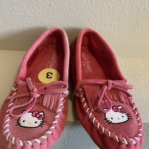 Hello Kitty Moccasins for Sale in Ankeny, IA