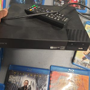 Blu ray dvd player and movies for Sale in Philadelphia, PA