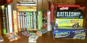 Kids games toys and books for Sale in Phoenix, AZ