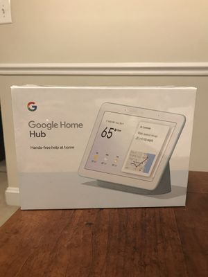 Blue Google Home Hub for Sale in Herndon, VA