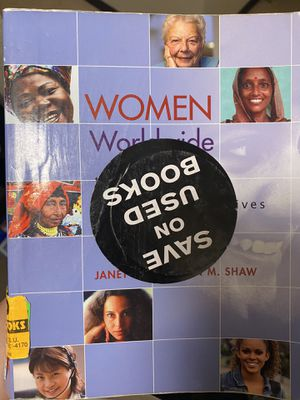 Woman worldwide book for Sale in Modesto, CA