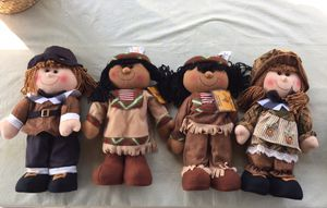 Set of 4 , Thanksgiving Decorations for Sale in Virginia Beach, VA