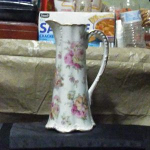 Great Condition Antique German Vase for Sale in Meriden, CT