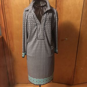 Never Worn Max Studios Collared 3/4 Sleeve Dress Sz Lg for Sale in New Haven, CT