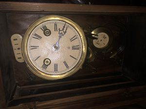Junghans antique wall clock very cool for Sale in Dublin, OH