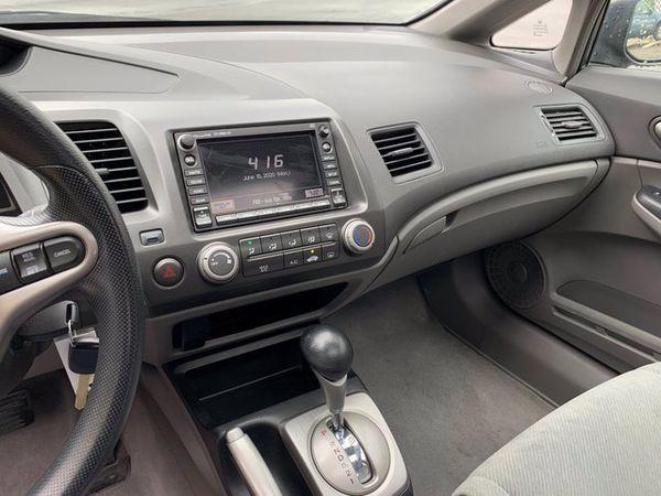 2009 Honda Civic Sdn