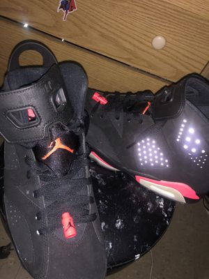 Air Jordan 6 infrared size 10.5 for Sale in The Bronx, NY
