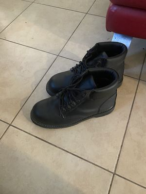 Work boots like new size 12 for Sale in Brandon, FL