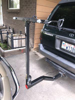 Graber Hitch Hiker 2 Bike Ball Mount Bike Rack for Sale in Salt Lake City, UT
