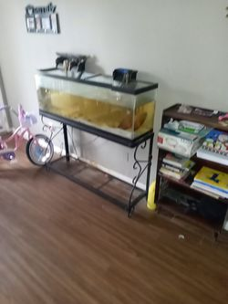 Fish n fish tanks for Sale in Lawrence,  IN