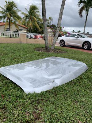 Chevy hood chevy parts silverado for Sale in Miami, FL