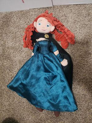 Disney Meridith Brave Doll for Sale in Bend, OR