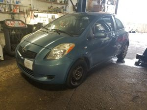2007 Toyota Yaris manual for Sale in Woodbridge, VA