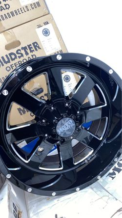 Moto metal 20x10 6x139 rims with tires full package for Sale in Sterling Heights,  MI