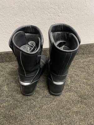 BMW Motorcycle boots size 46- size 11.5-12 for Sale in Encinitas, CA