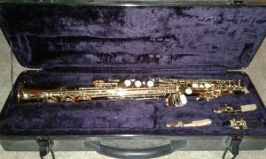 BandNow Soprano Saxophone for Sale in Drexel Hill, PA