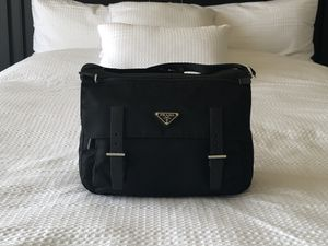 Prada messenger bag for Sale in Arlington, VA