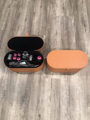dyson airwrap leather case Only NEW for Sale in Cypress, CA