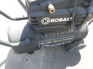 Kobalt compressor for Sale in Orlando, FL