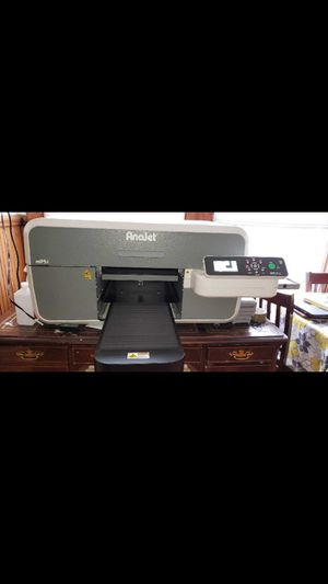 AnaJet MP5I PRINTER for Sale in Lynn, MA