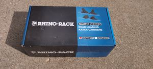 Rhino Rack Universal Kayak Carriers. Nautic 571 for Sale in Roselle, IL