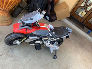 BMW Electric kid motorcycle for Sale in Pomona, CA