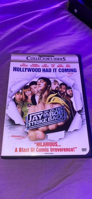 Jay and Silent Bob Strike Back DVD Collector's Series for Sale in Bellmore, NY