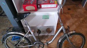 Phoenix Folding Bike Vintage for Sale in Grove City, OH