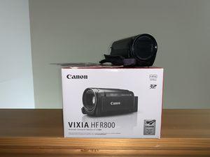 Vixia HF R800 Includes 32 GB SD Card for Sale in Everett, WA