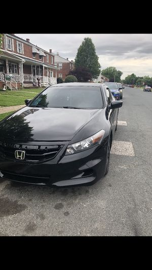 2012 Honda Accord coupe for Sale in Dundalk, MD