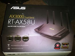 Asus ax3000 Router for Sale in Las Vegas, NV