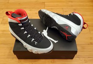 Jordan Retro 9's size 9 for Men. for Sale in Lynwood, CA