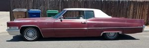 1969 Cadillac Coupe Deville for Sale in Wasco, CA