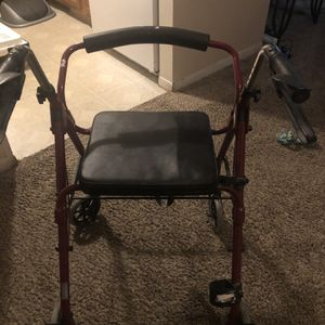 Welby 4 Wheel Walker for Sale in Bolingbrook, IL