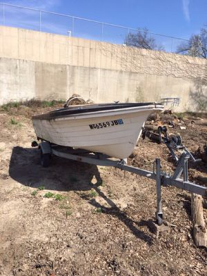 Boat trailer 12 ft for Sale in Caledonia, MI