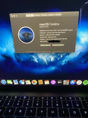MacBook Pro 2017 for Sale in Cranston, RI