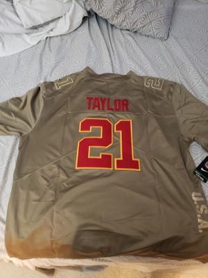 SALUTE the TROOPS Sean Taylor Jersey for Sale in MONTGOMRY VLG, MD