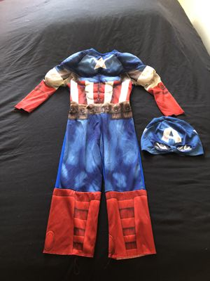 Captain America Costume for Sale in Los Angeles, CA
