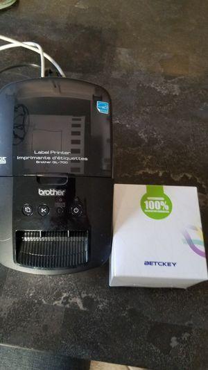 Brother Q L -700 label printer for Sale in Phoenix, AZ