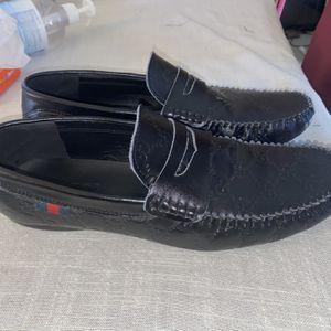 Gucci Men Mocassin Leather for Sale in Chino, CA