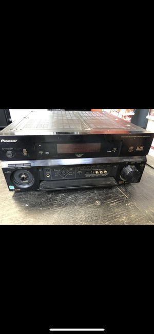 Pioneer stereo receiver for Sale in Santa Clarita, CA